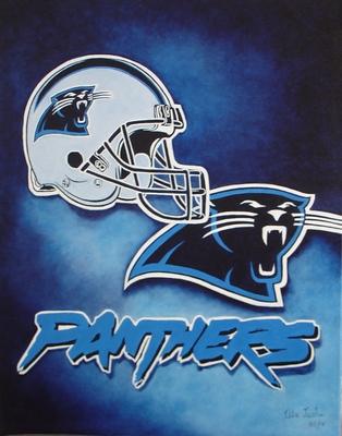 1f038ef7 Carolina Panthers Poster. Buy Carolina Panthers Posters at IcePoster ...