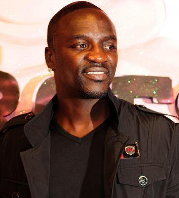 Akon poster G334888