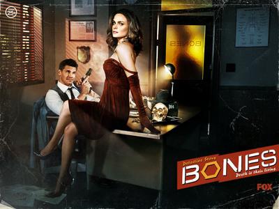 Bones poster G334997
