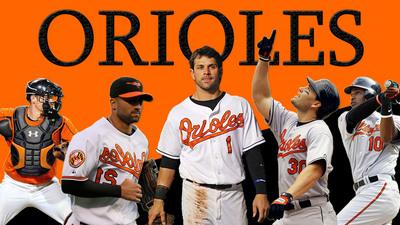 Baltimore Orioles poster G335021