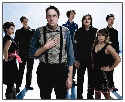 Arcade Fire poster G335054