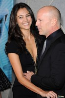 Bruce Willis & Emma Heming picture G335064