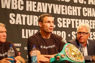 Vitali Klitschko poster G335160