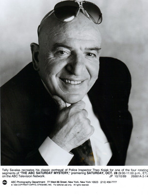 Telly Savalas poster G335370