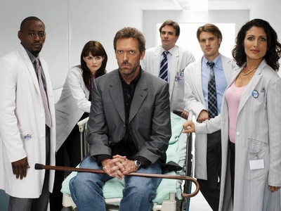 House Cast poster G335734