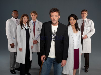 House Cast poster G335737