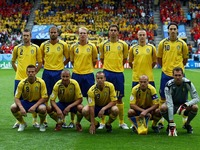 Sweden National Football Team picture G335789