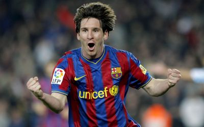 Lionel Messi poster G336182