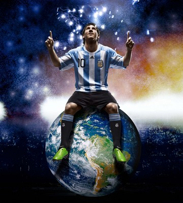 Lionel Messi poster G336185