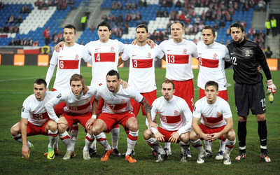 Poland National Football Team poster G336224