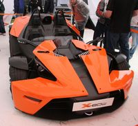 Ktm X-Bow picture G337763