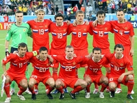 Russia National Football Team picture G337800