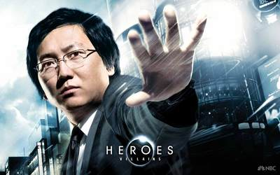 Heroes poster G337844