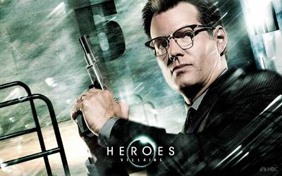 Heroes poster G337847
