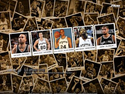 San Antonio Spurs poster G337861