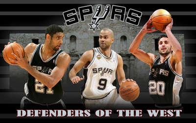 San Antonio Spurs poster G337862