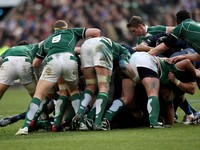 Ireland Rugby picture G338001