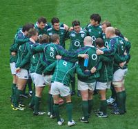Ireland Rugby picture G338002