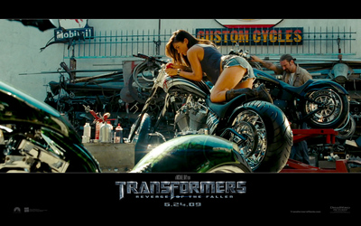 Transformers 2 poster G338443