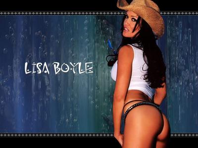 Lisa Boyle poster G338523
