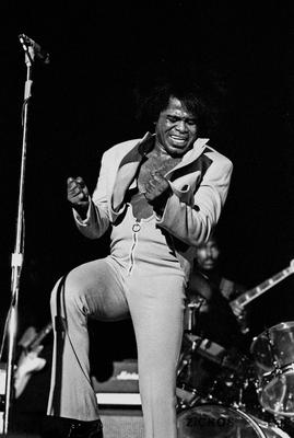 James Brown poster G338742