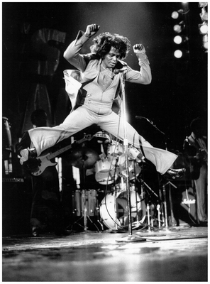 James Brown poster G338745