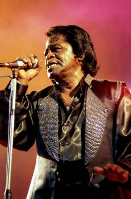 James Brown poster G338746