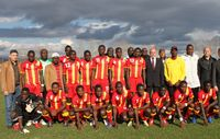 Ghana National Football Team picture G338778