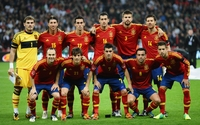 Spain National Football Team picture G338807