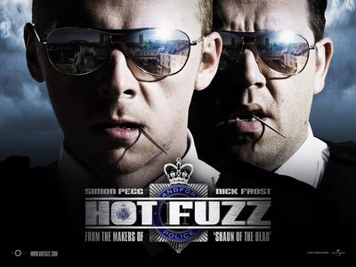 Hot Fuzz poster G338934