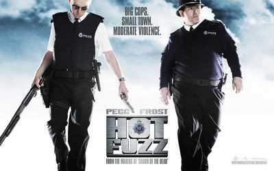 Hot Fuzz poster G338935