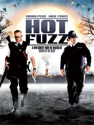 Hot Fuzz poster G338936