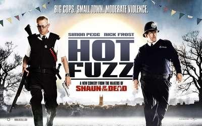 Hot Fuzz poster G338938