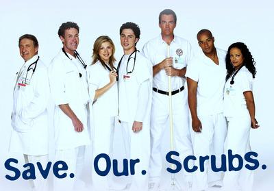 Scrubs poster G338967