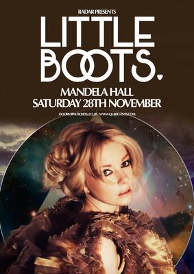 Little Boots poster G339085