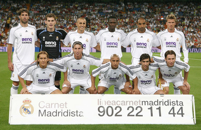 Real Madrid poster G339186