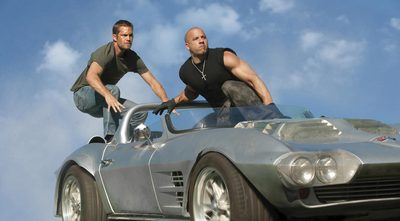 Fast Five poster G339188
