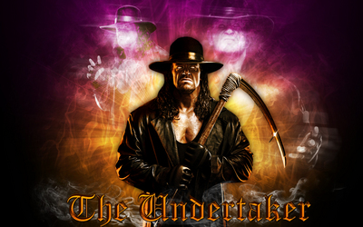 The Undertaker poster G339484