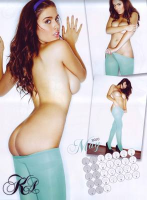 Kelly Andrews poster G339485