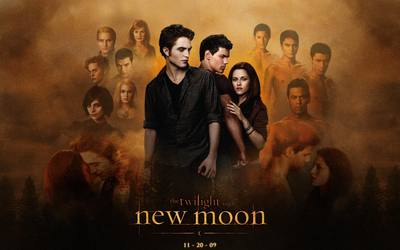New Moon poster G339552