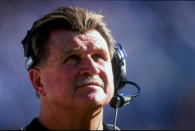 Mike Ditka poster G339932