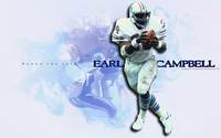 Earl Campbell picture G340298