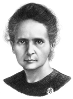 Marie Curie picture G340804