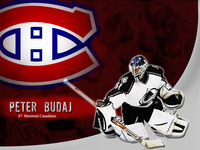 Peter Budaj picture G340907