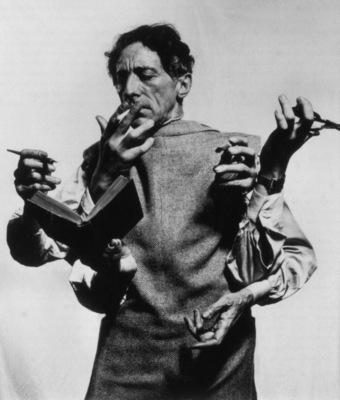 Jean Cocteau poster G341024