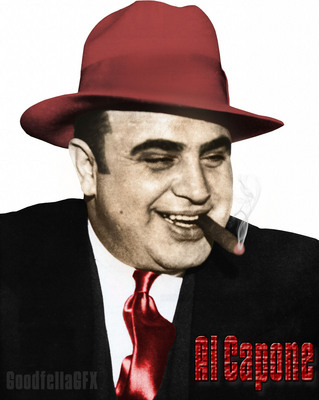 Al Capone poster G341212