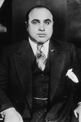 Al Capone poster G341213