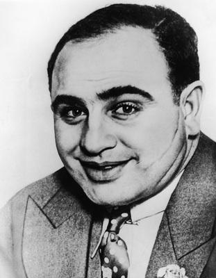 Al Capone poster G341214