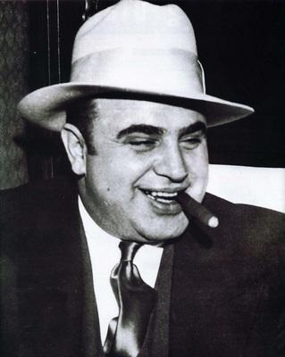 Al Capone poster G341215