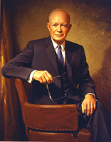 Dwight D. Eisenhower picture G341299